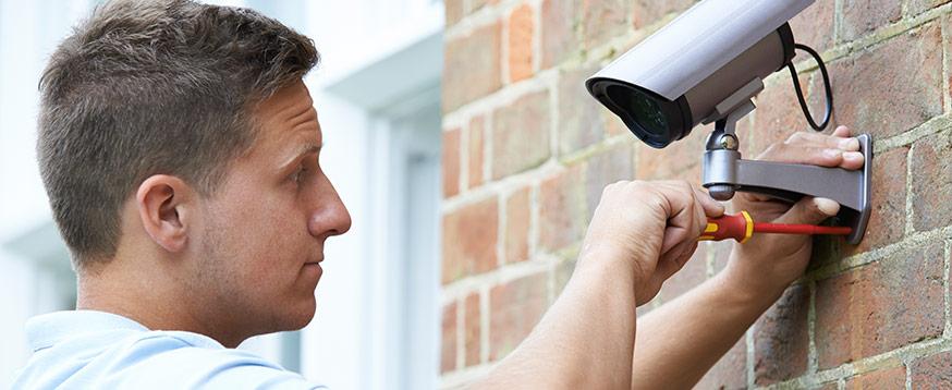 Kameraövervakning hemma